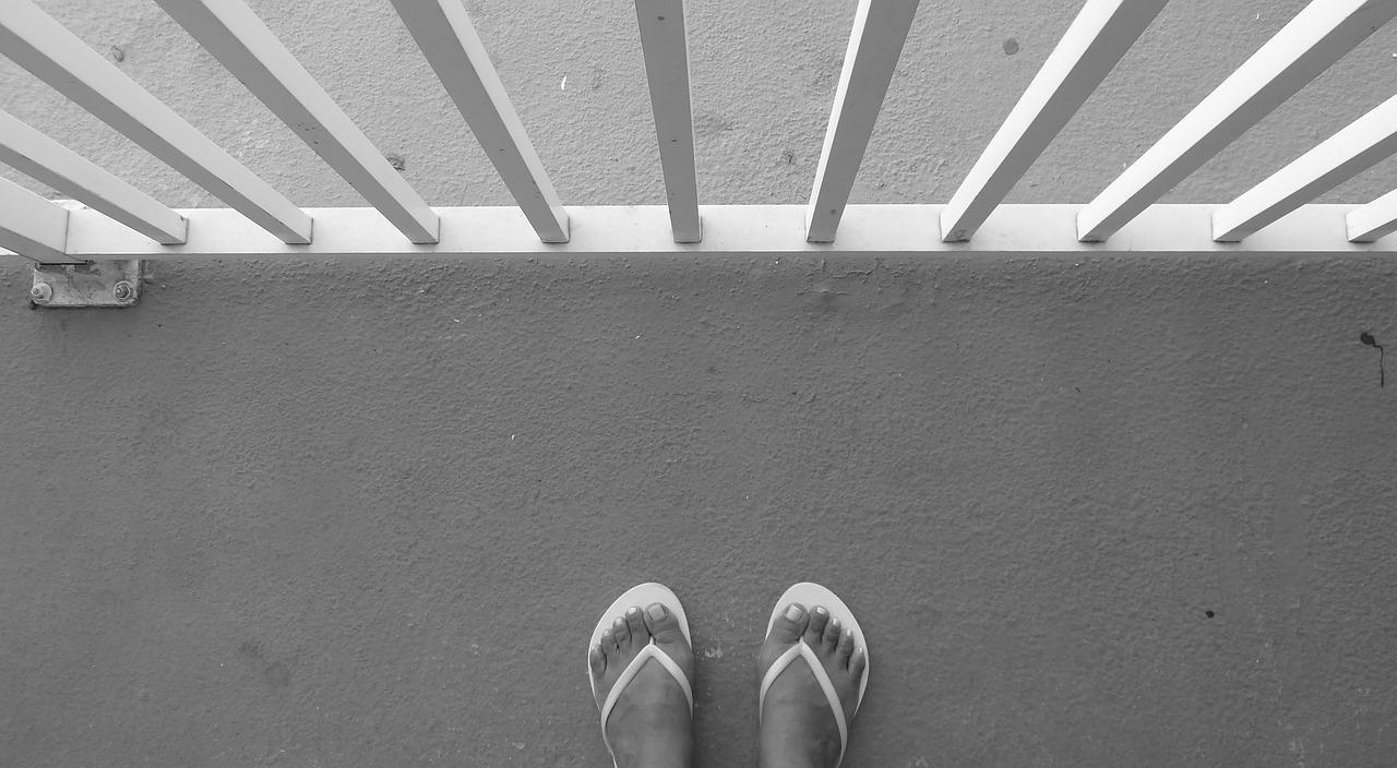 terrazzo della camera da letto