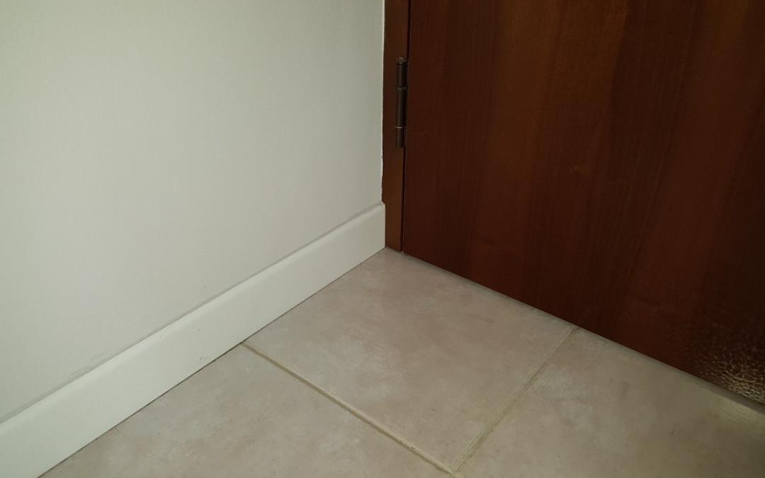 Oh no! Non trovo il battiscopa abbinato alle porte!