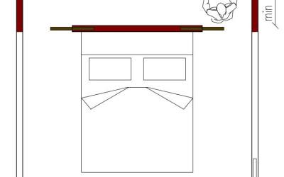 Dimensioni della cabina armadio