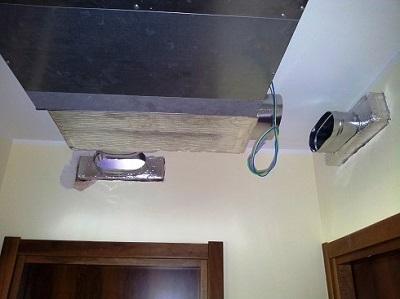 Tipi di impianti di condizionamento architettura a domicilio - Impianto condizionamento canalizzato ...