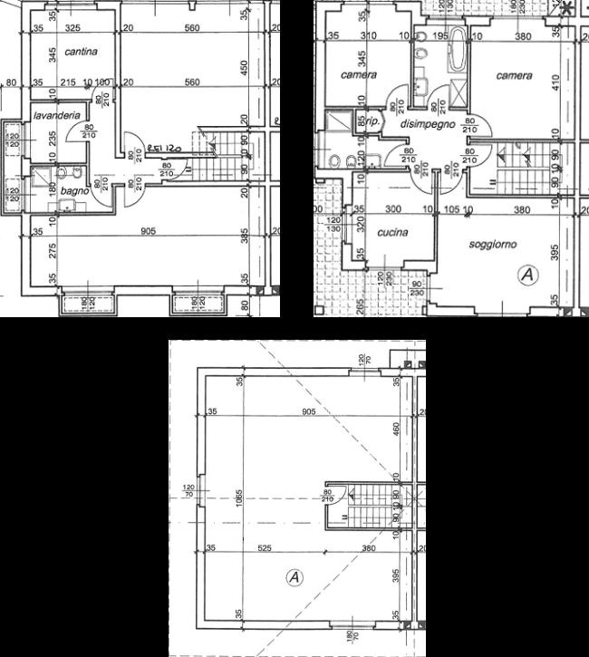 Progetto 300 Mq Architettura A Domicilio
