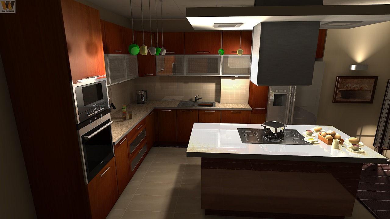 Come scegliere la cappa della cucina-Architettura a domicilio®