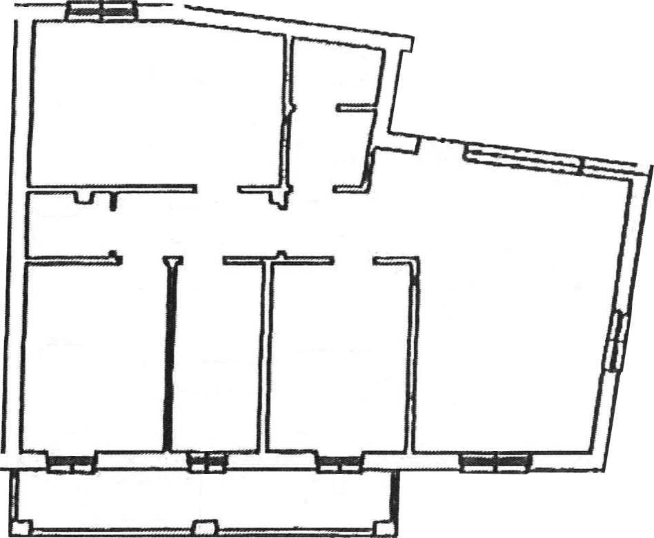Progetto 75 mq architettura a domicilio for Ristrutturare appartamento 75 mq