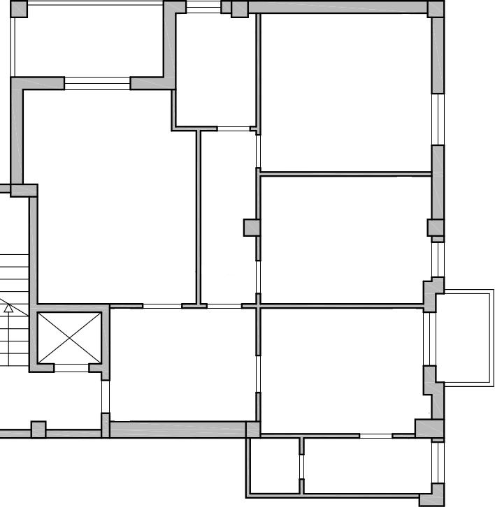 Progetto 90 mq architettura a domicilio - Planimetria casa 120 mq ...