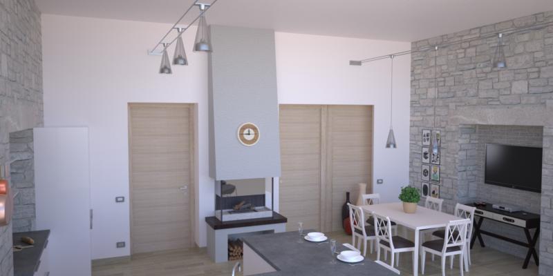 Progetto 170 mq for Progettista di piano casa online