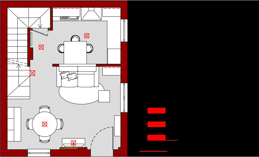 progetto 25 mq-Architettura a domicilio®