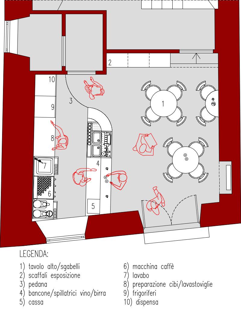 Progetto online 25 mq architettura a domicilio for Progetto online