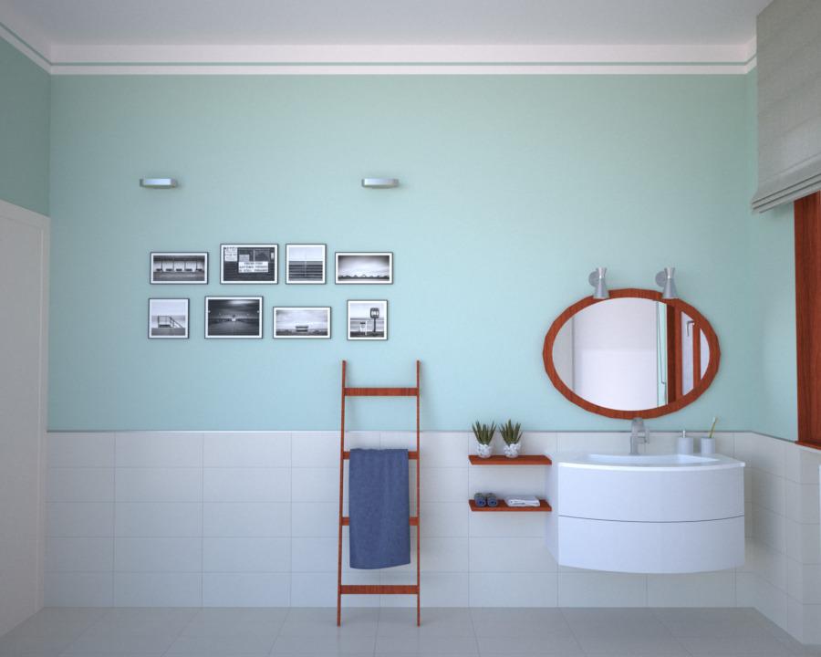Progetto 6 mq architettura a domicilio - Progetto bagno 2 mq ...