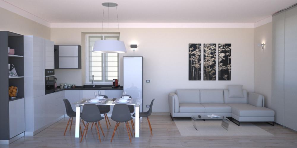 progetto 70 mq architettura a domicilio