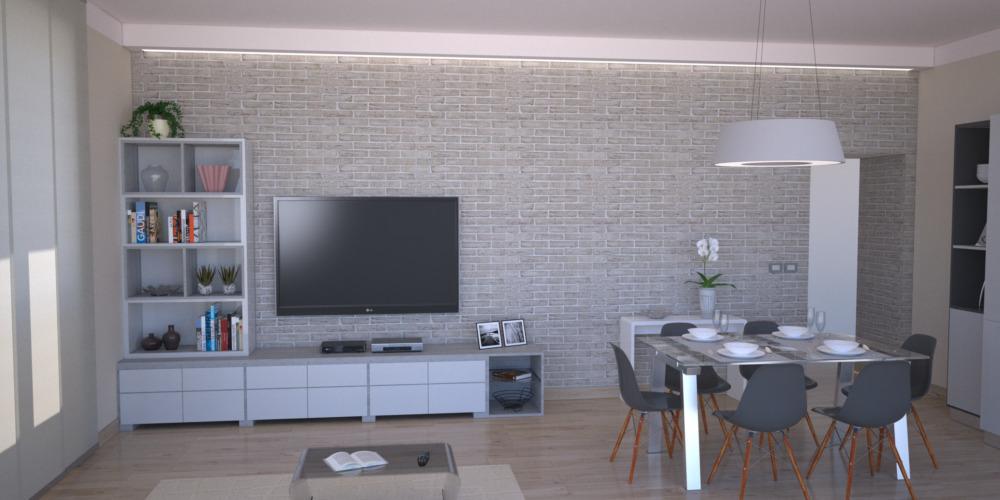 Progettare Camera Da Letto Online. Affordable Cucina Cucina B With ...