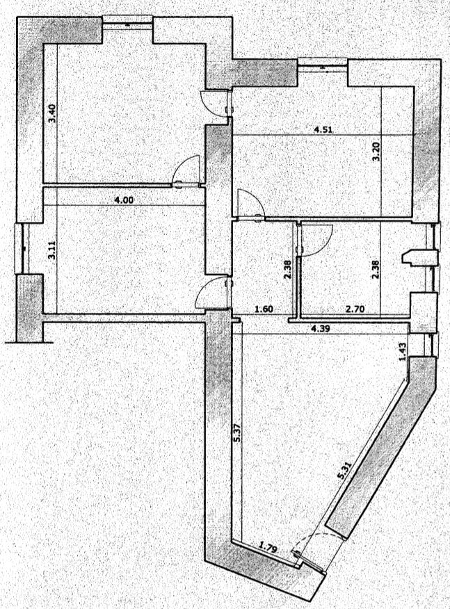 Progetto 70 mq architettura a domicilio for Camere da letto on line