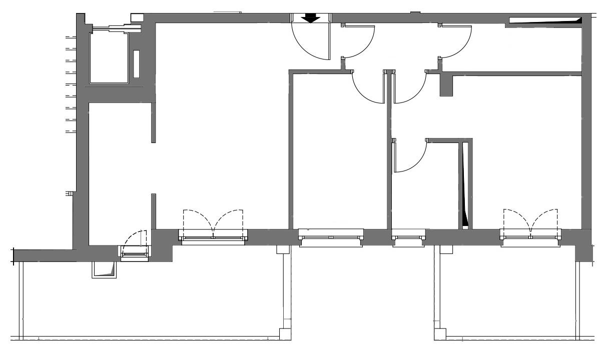 progetto 60 mq architettura a domicilio